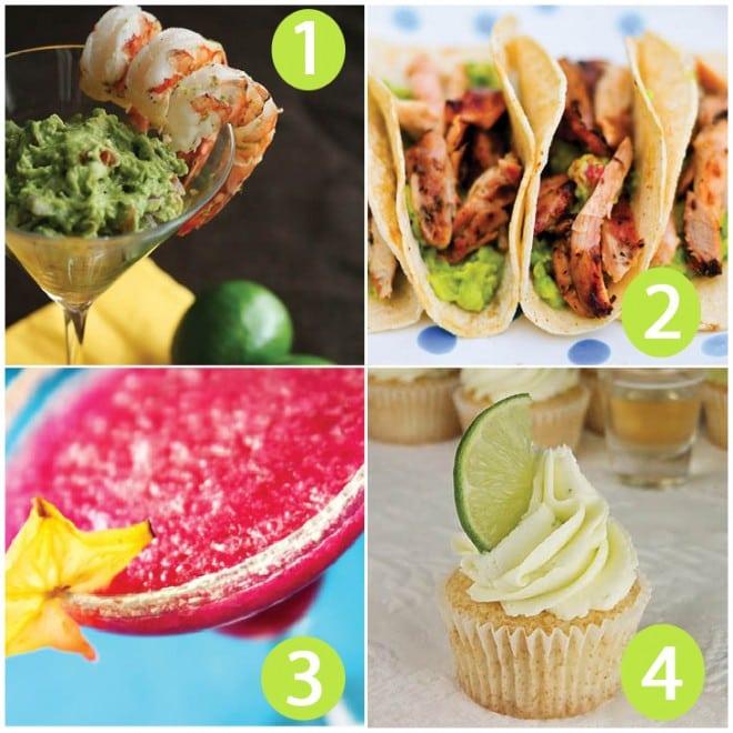 cinco de mayo menu