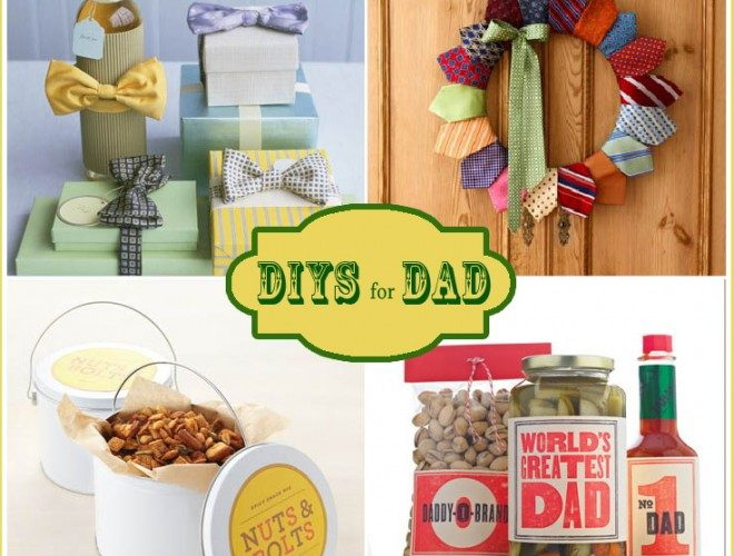 {DIY} Celebrating Father's Day