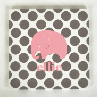 elephant polka project