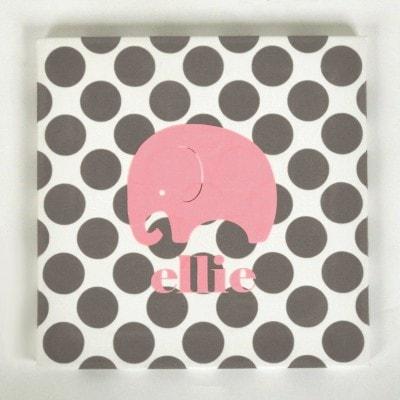 elephant polka project