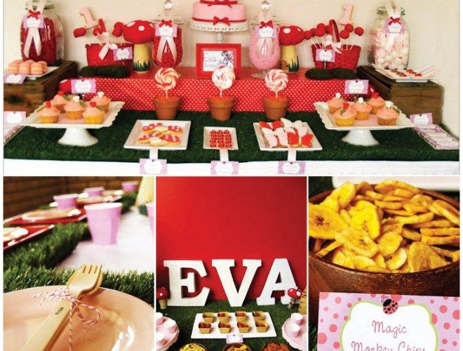 Eva's Enchanted Garden Party