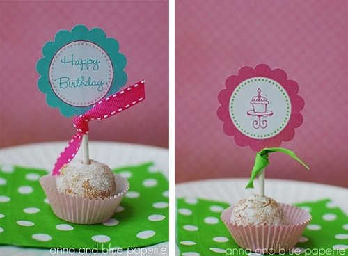 free birthday printable