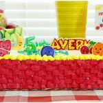 "A ""Berry"" Cute Fruit Stand Party"