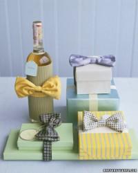 father's day bow tie wrap