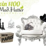 {Giveaway} Mad Hatter Mercantile – $100!