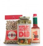 retro father's day labels