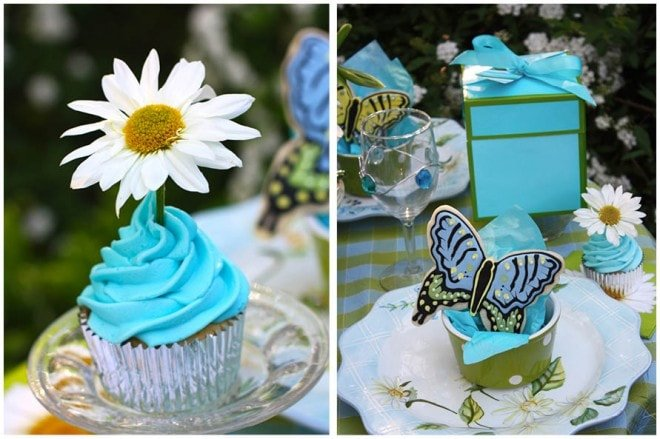 mothers day butterfly table 1