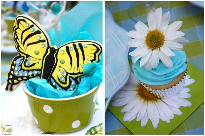 mothers day butterfly table 4