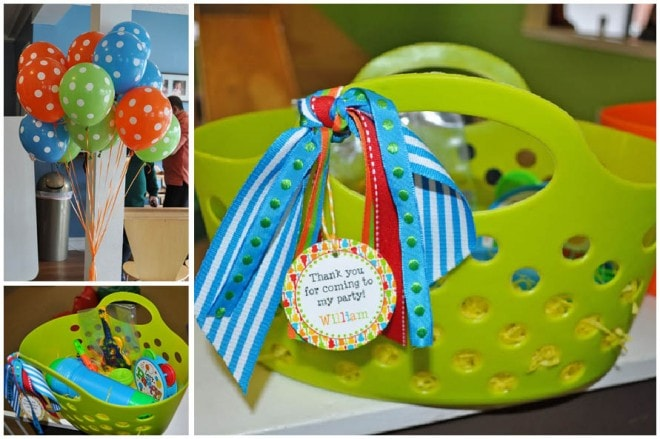 music 1st birthday party favors