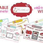 {Giveaway} Custom Party Package!