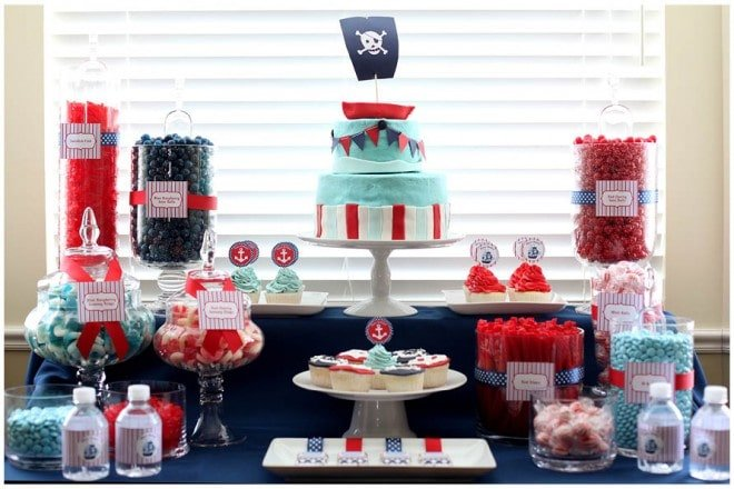 nautical pirate party 5