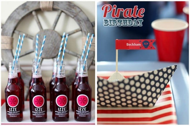 nautical pirate party