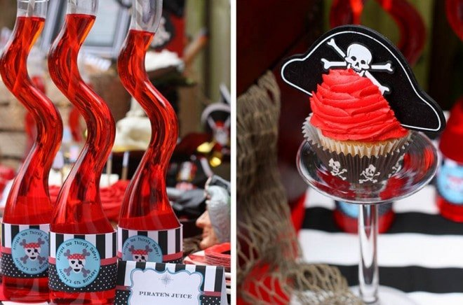 pirate birthday party ideas 1