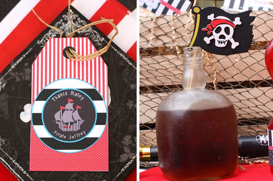 Caribbean Theme Party Ideas On Pinterest: Pirates Of The Caribbean Birthday Party