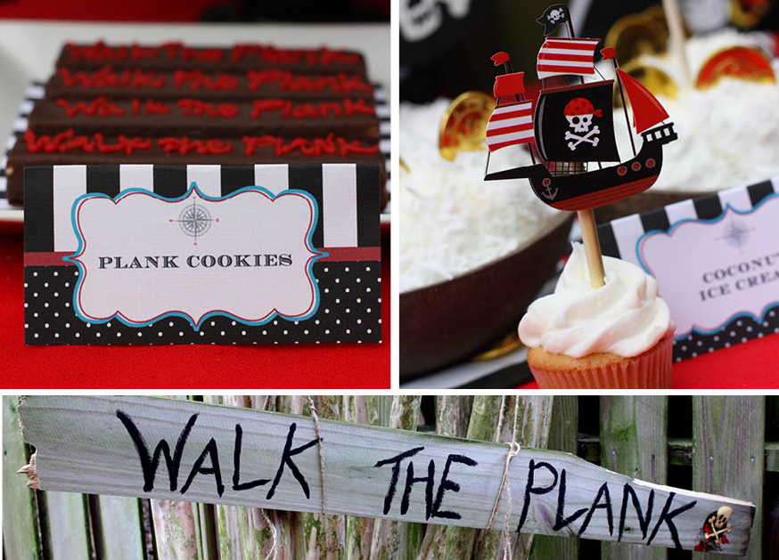 Caribbean Party Ideas And: Pirates Of The Caribbean Birthday Party