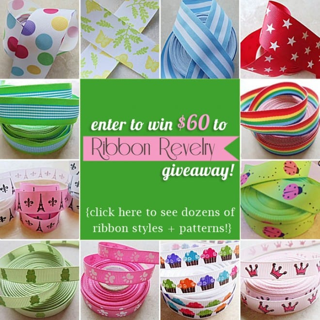 ribbon revelry giveaway