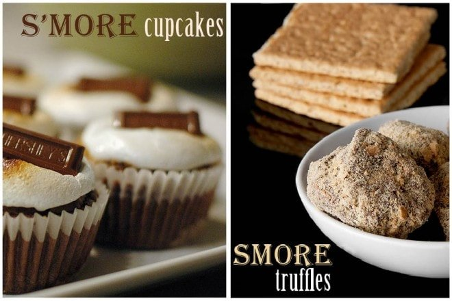 smore recipes
