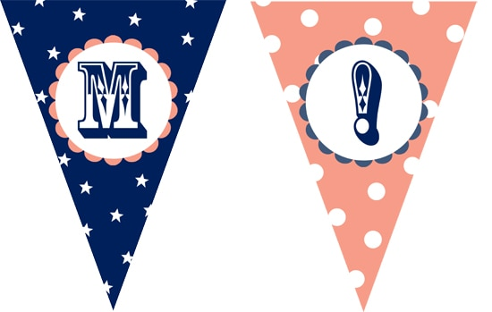 free 4th of july banner