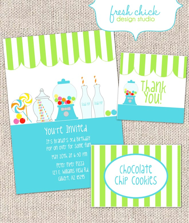 boy birthday printables
