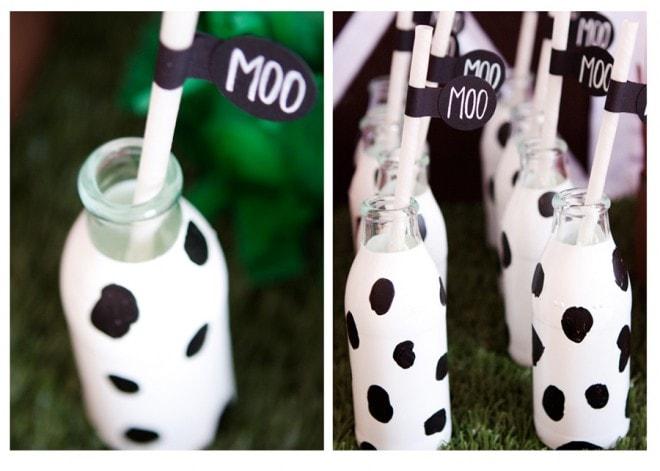 moo cow drink bottles