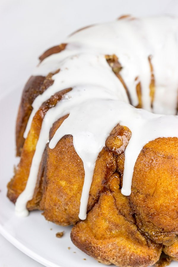 Brunch Recipe - Overnight Monkey Bread
