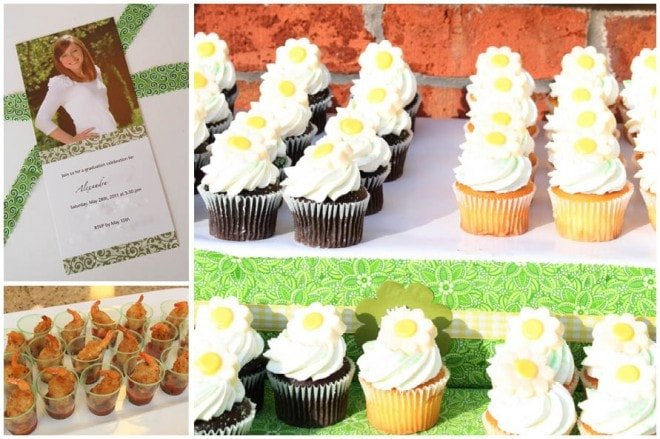 daisy party graduation 3