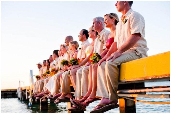 destination wedding picture