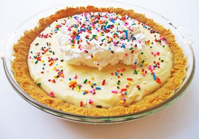 cake batter pie