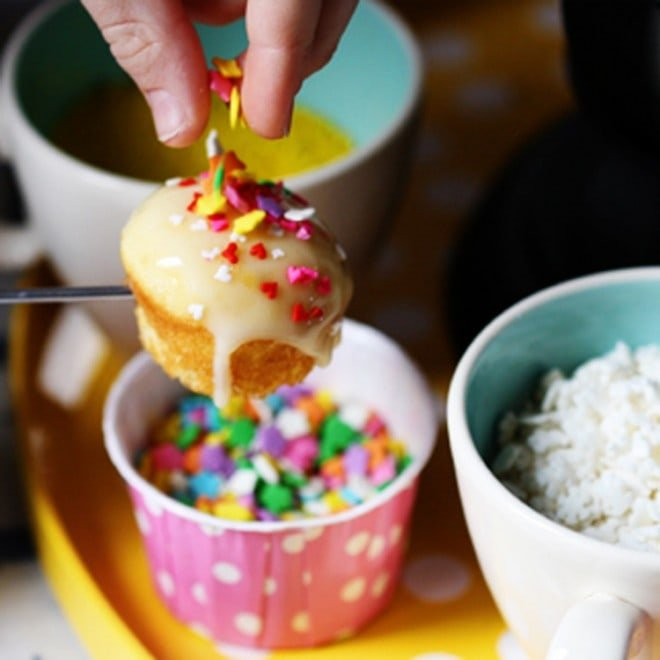 cupcake fondue by bake it pretty