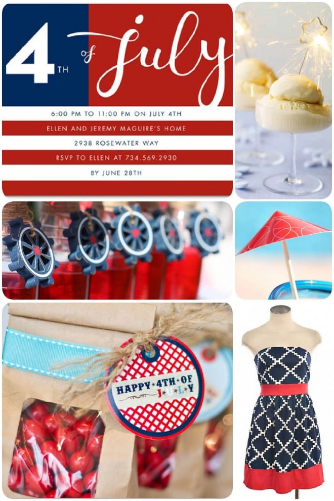 july 4th bacardi party ideas