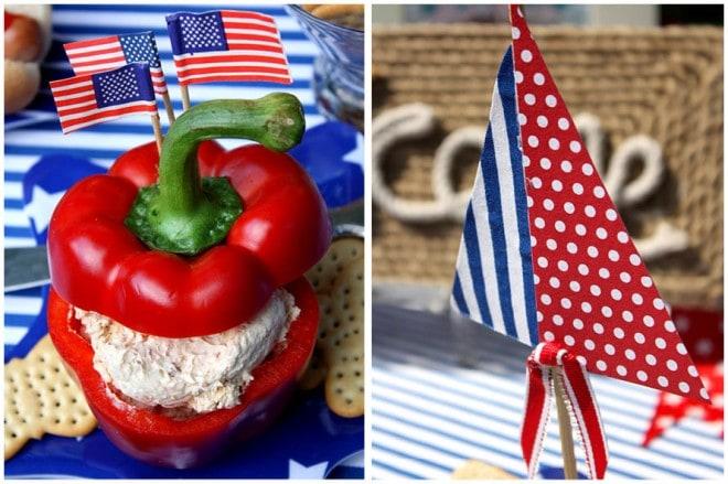 july 4th pepper food