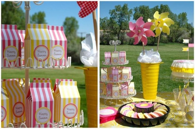 Pink Lemonade Summer Party