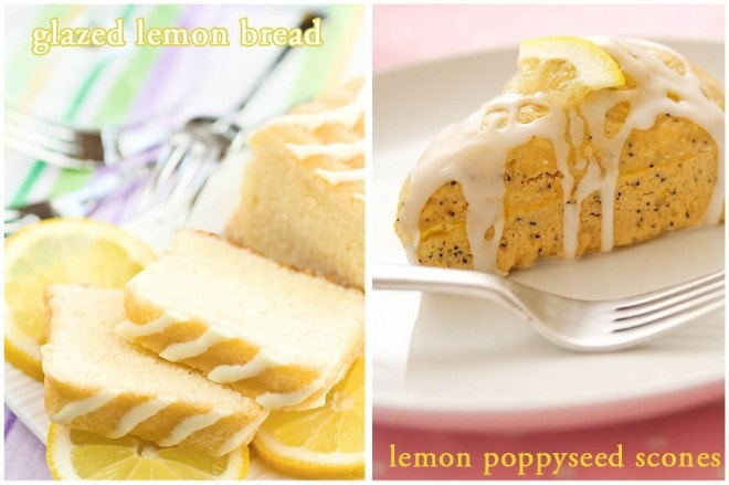 lemon brunch recipes