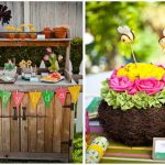 Little Girls' Gardening Birthday Party