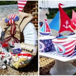 rustic nautical party 1