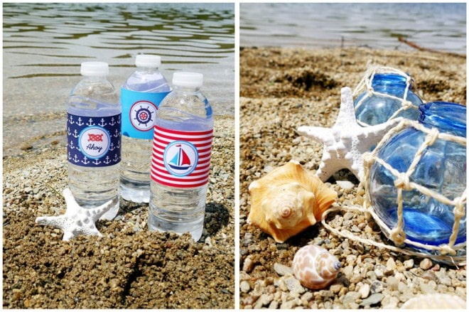 rustic nautical party 4