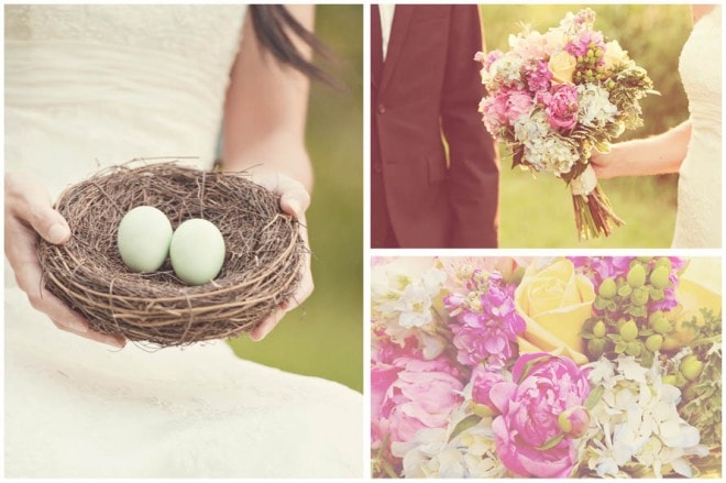 spring vintage wedding styled shoot 2