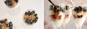 {Brunch Idea} Yogurt Bar