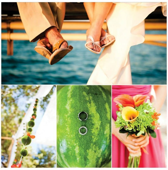 key largo florida wedding