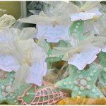 under the sea starfish cookies