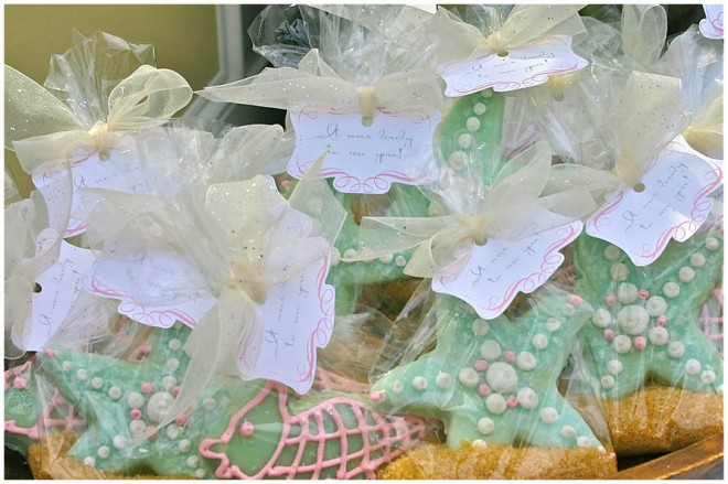 Under the Sea Cookies Party Favors