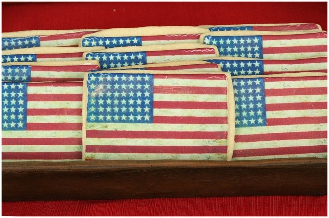 fourth of july cookies