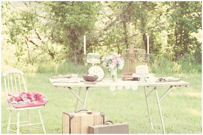 wedding styled vintage shoot 6