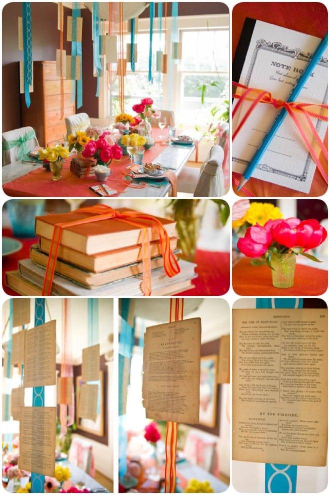 book club party ideas
