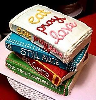 bookclub cake