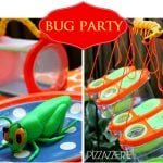bug birthday party picture 1