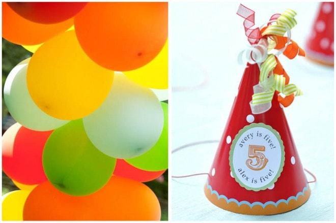 circus carnival party fun 2