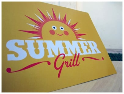 free summer grill party printables 3