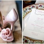 french inspired wedding styled shoot