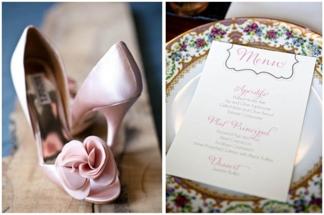 French Inspired Wedding Shoot by JCF Events
